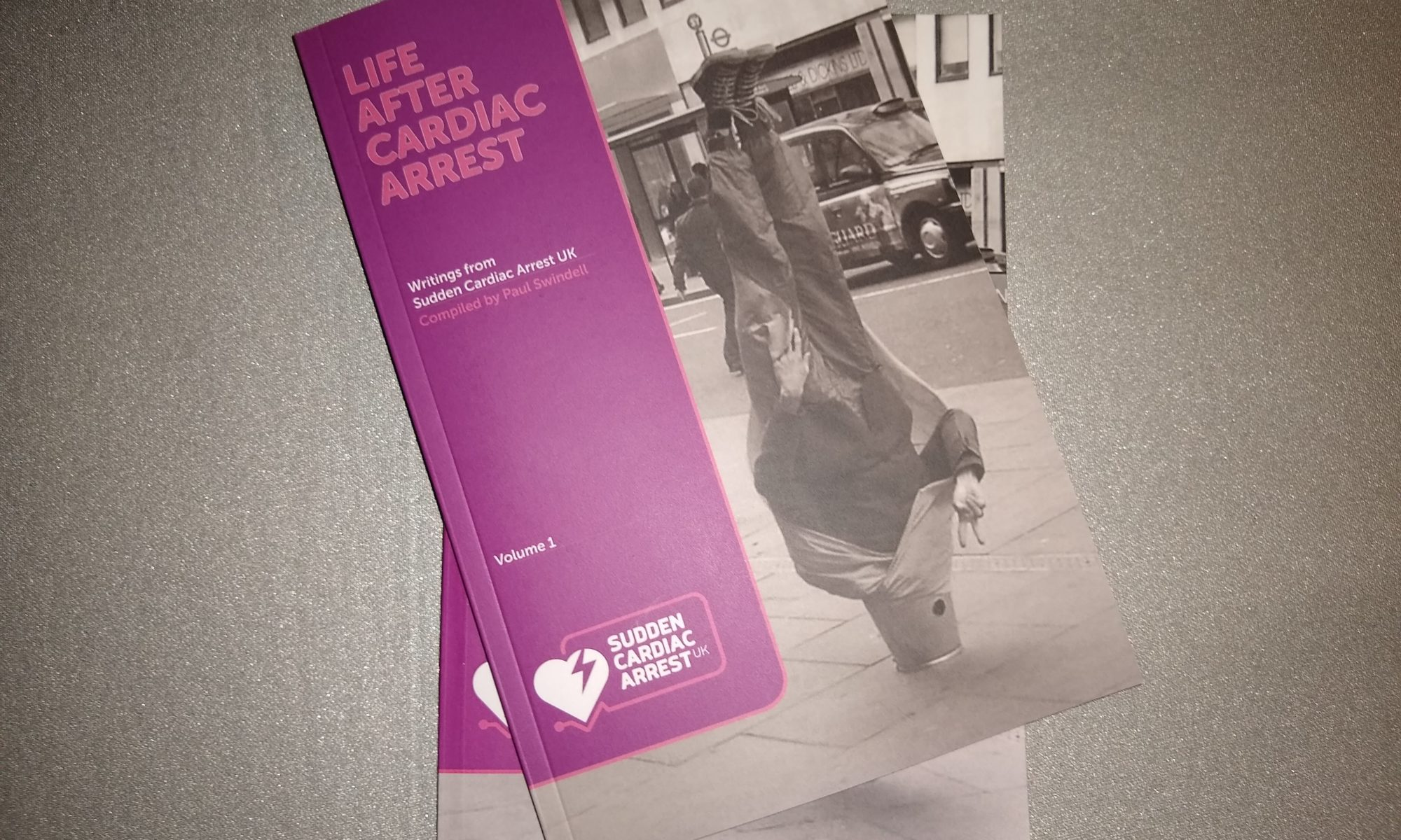 Life after cardiac arrest paperback published - Sudden Cardiac ...