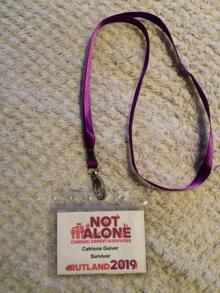 #NotAlone badge